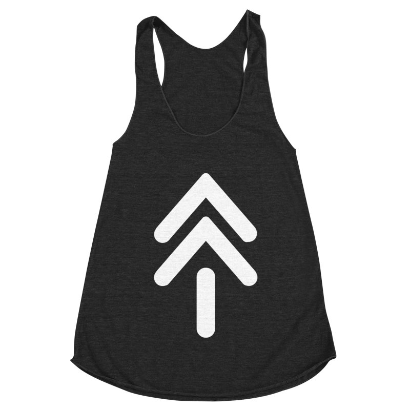 Koro Women's Racerback Triblend Tank by M. L. Wang Shop