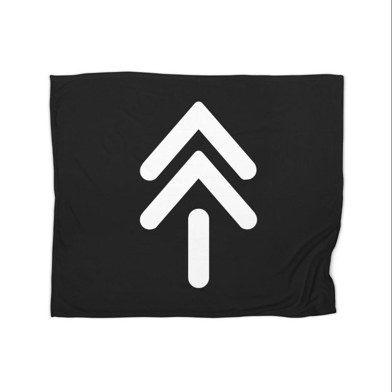 Koro Home Fleece Blanket Blanket by M. L. Wang Shop