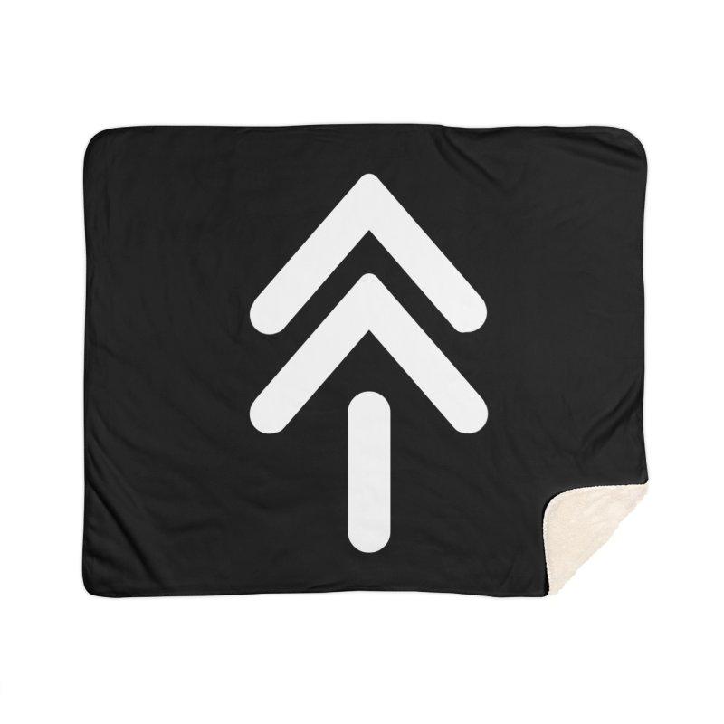 Koro Home Sherpa Blanket Blanket by M. L. Wang Shop