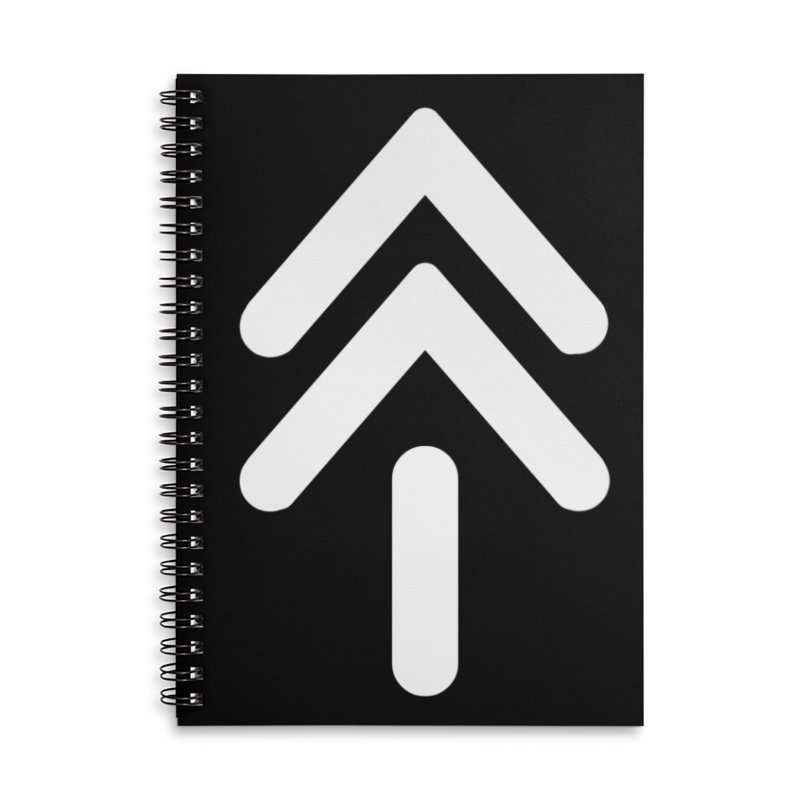 Koro Accessories Lined Spiral Notebook by M. L. Wang Shop