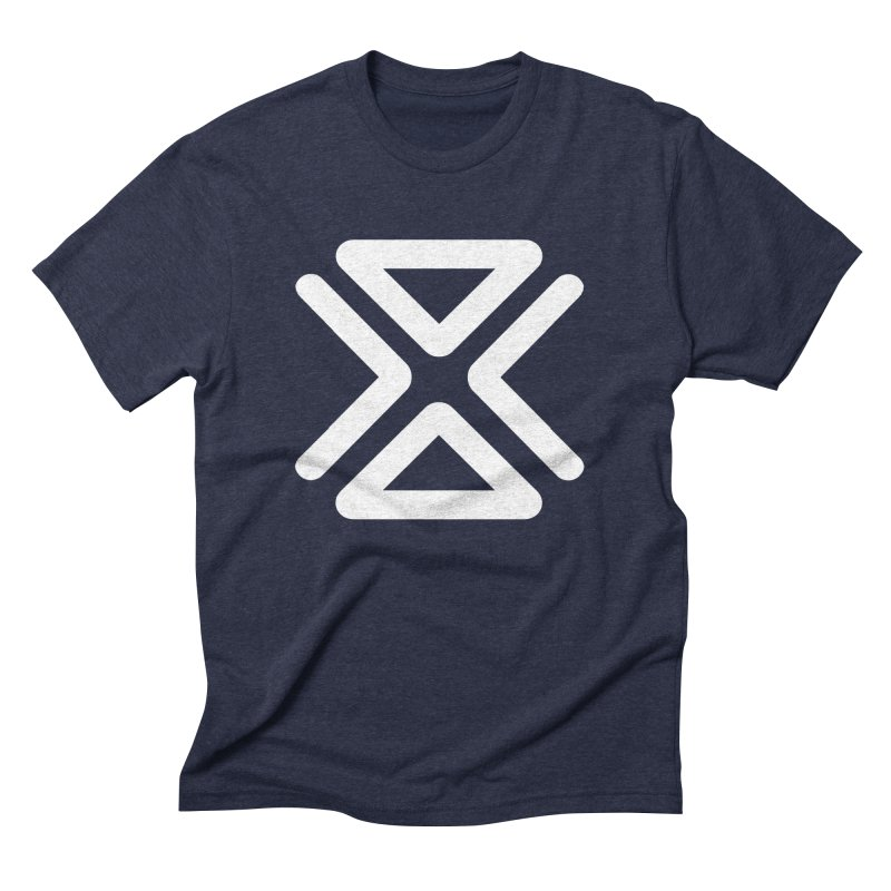 Fina Men's Triblend T-Shirt by M. L. Wang Shop