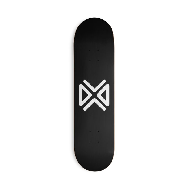 Fina Accessories Deck Only Skateboard by M. L. Wang Shop