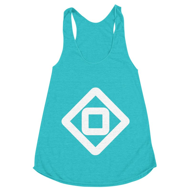 Senkuli Women's Racerback Triblend Tank by M. L. Wang Shop