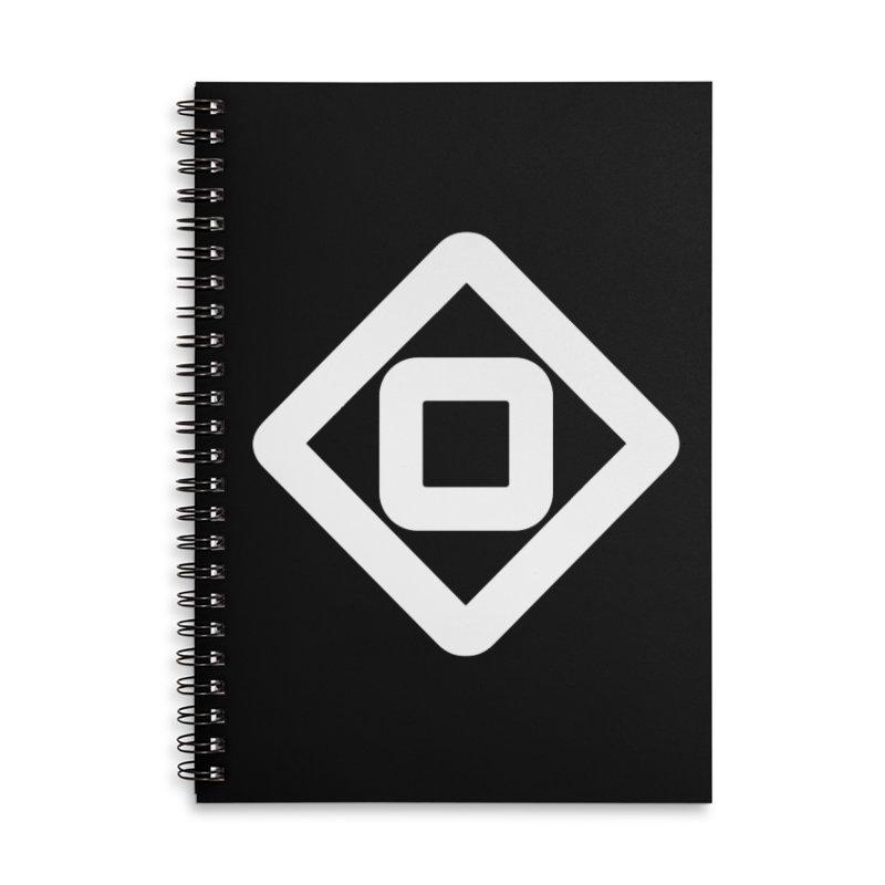 Senkuli Accessories Lined Spiral Notebook by M. L. Wang Shop