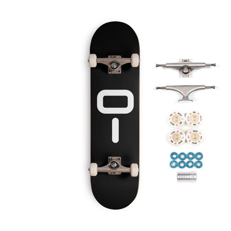 Numu Accessories Complete - Premium Skateboard by M. L. Wang Shop