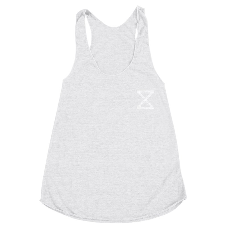 Jaseli Symbol (small) Women's Racerback Triblend Tank by M. L. Wang Shop