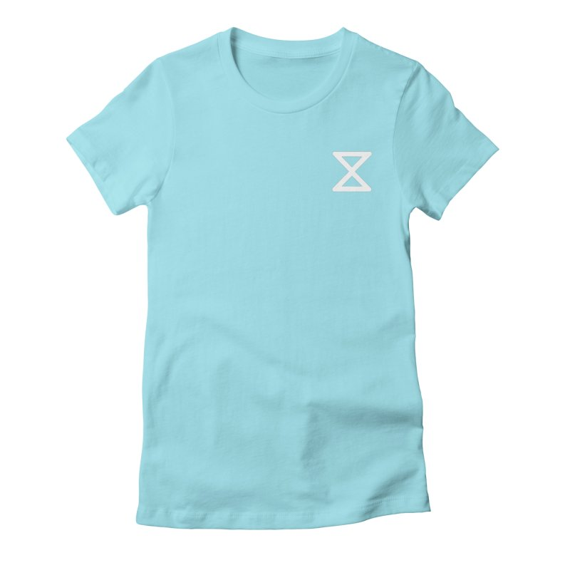 Jaseli Symbol (small) Women's Fitted T-Shirt by M. L. Wang Shop