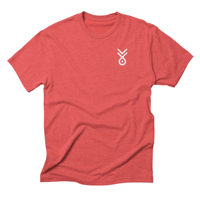 Manga Koro Symbol (small) Men's Triblend T-Shirt by M. L. Wang Shop