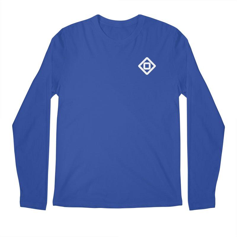 Senkuli Symbol (small) Men's Regular Longsleeve T-Shirt by M. L. Wang Shop