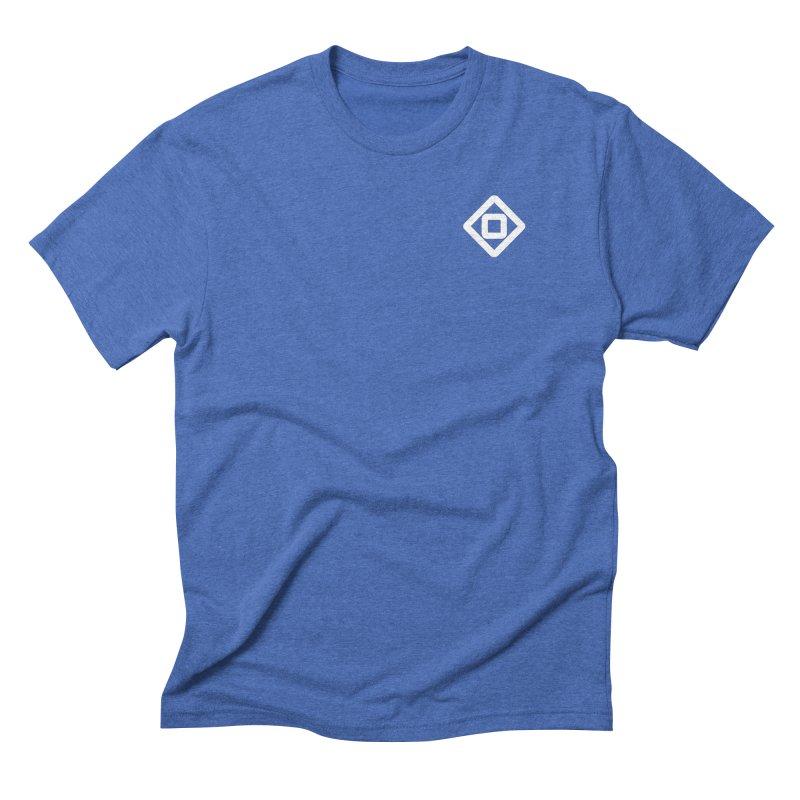 Senkuli Symbol (small) Men's Triblend T-Shirt by M. L. Wang Shop