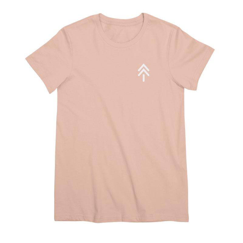 Koro Symbol (small) Women's Premium T-Shirt by M. L. Wang Shop