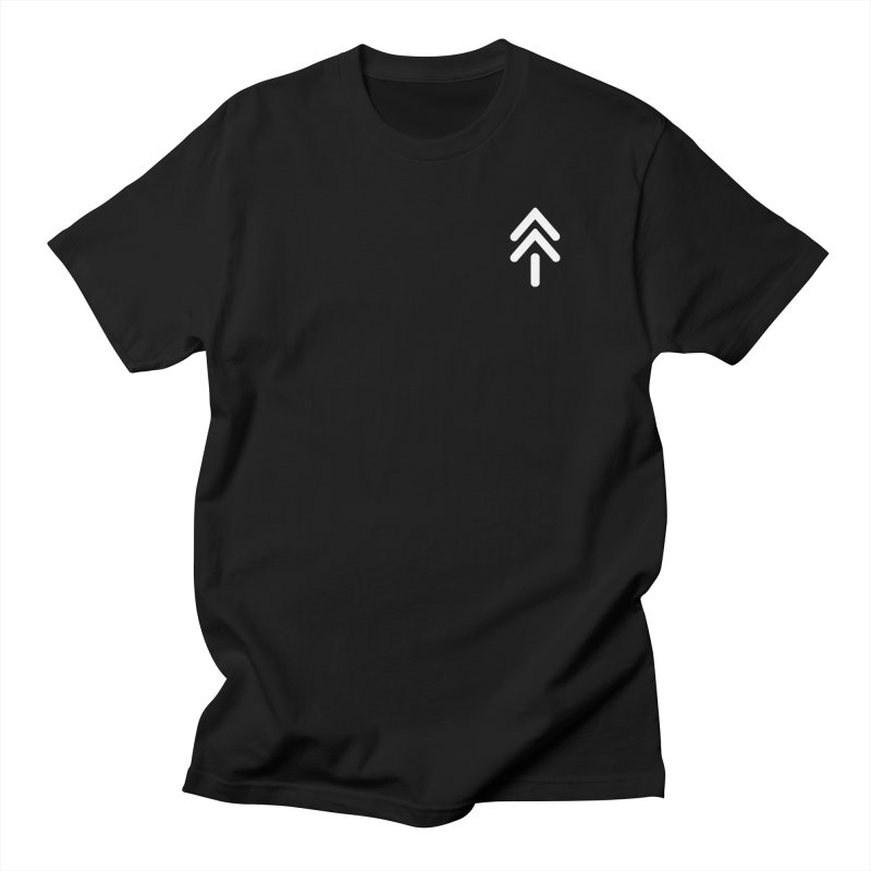 Koro Symbol (small) in Men's Regular T-Shirt Black by M. L. Wang Shop