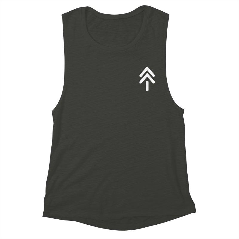 Koro Symbol (small) Women's Muscle Tank by M. L. Wang Shop