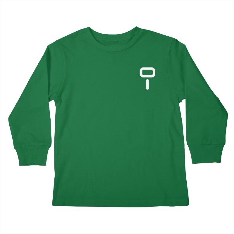 Numu Symbol (small) Kids Longsleeve T-Shirt by M. L. Wang Shop