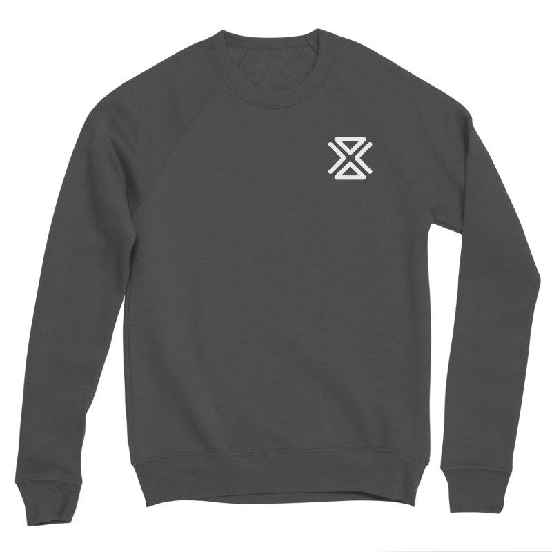 Fina Symbol (small) Men's Sponge Fleece Sweatshirt by M. L. Wang Shop
