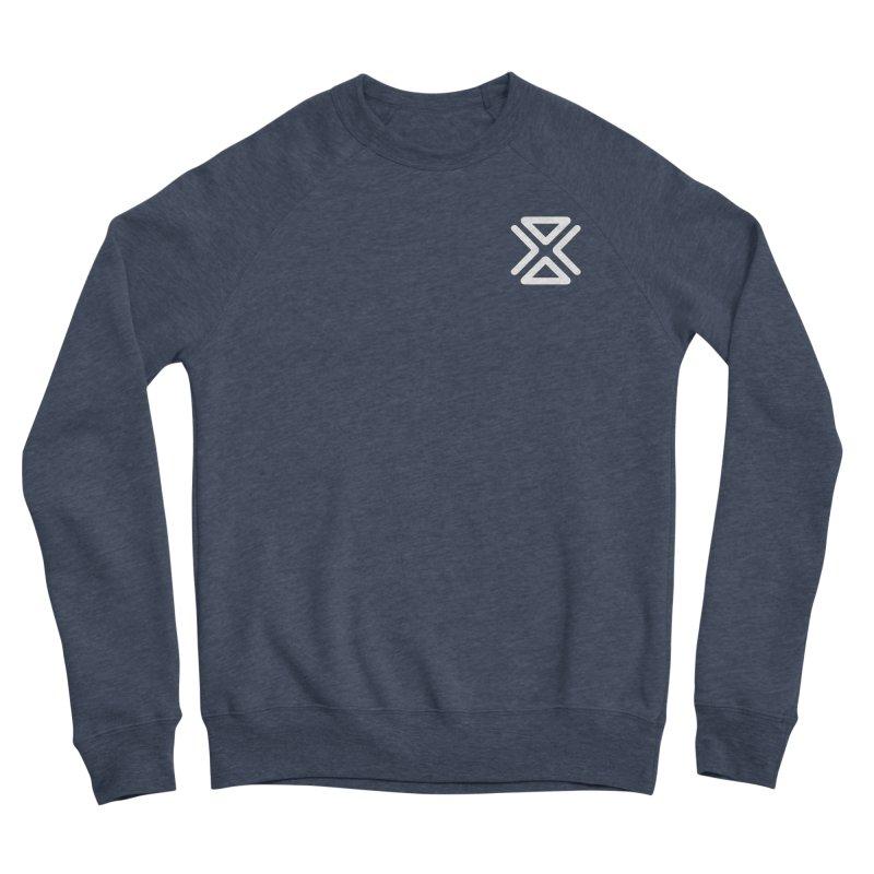 Fina Symbol (small) Women's Sponge Fleece Sweatshirt by M. L. Wang Shop