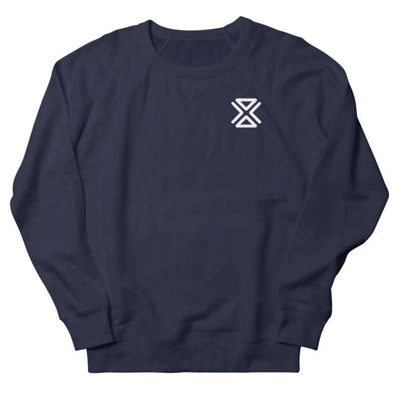 Fina Symbol (small) Women's French Terry Sweatshirt by M. L. Wang Shop