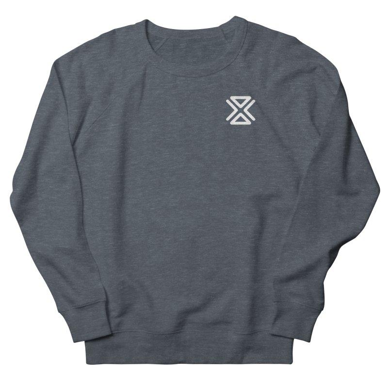 Fina Symbol (small) Men's French Terry Sweatshirt by M. L. Wang Shop