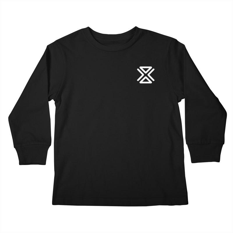 Fina Symbol (small) Kids Longsleeve T-Shirt by M. L. Wang Shop