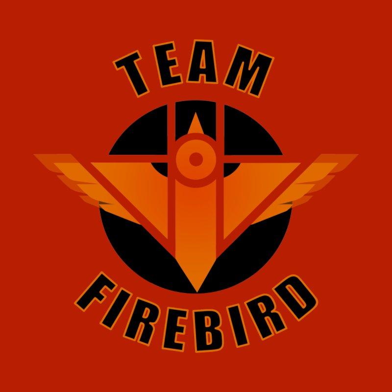 Team Firebird Men's Longsleeve T-Shirt by M. L. Wang Shop