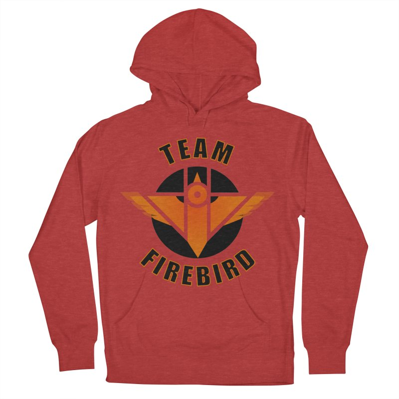 Team Firebird Women's French Terry Pullover Hoody by M. L. Wang Shop