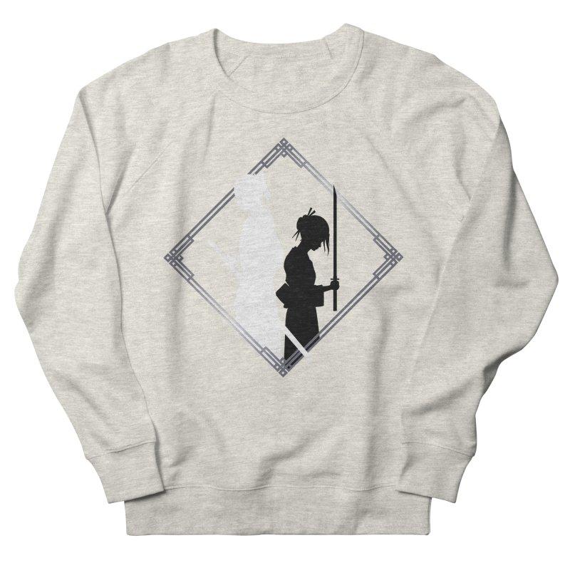 The Sword of Kaigen - Misaki & Takeru Graphic Women's French Terry Sweatshirt by M. L. Wang Shop
