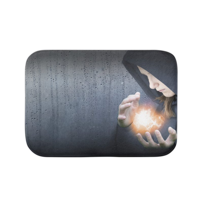 Theonite: Planet Adyn Cover Art Home Bath Mat by M. L. Wang Shop