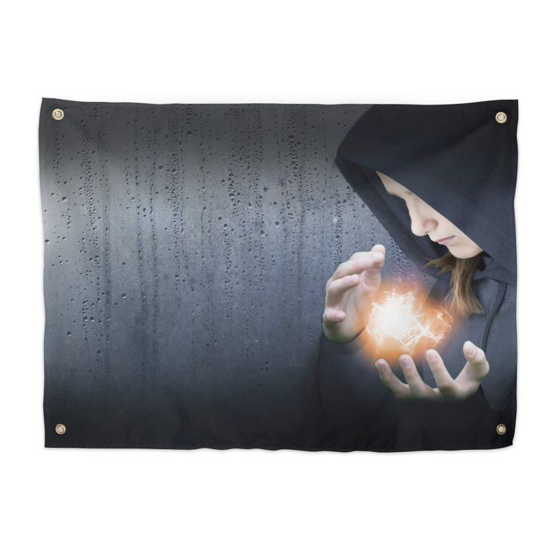 Theonite: Planet Adyn Cover Art Home Tapestry by M. L. Wang Shop