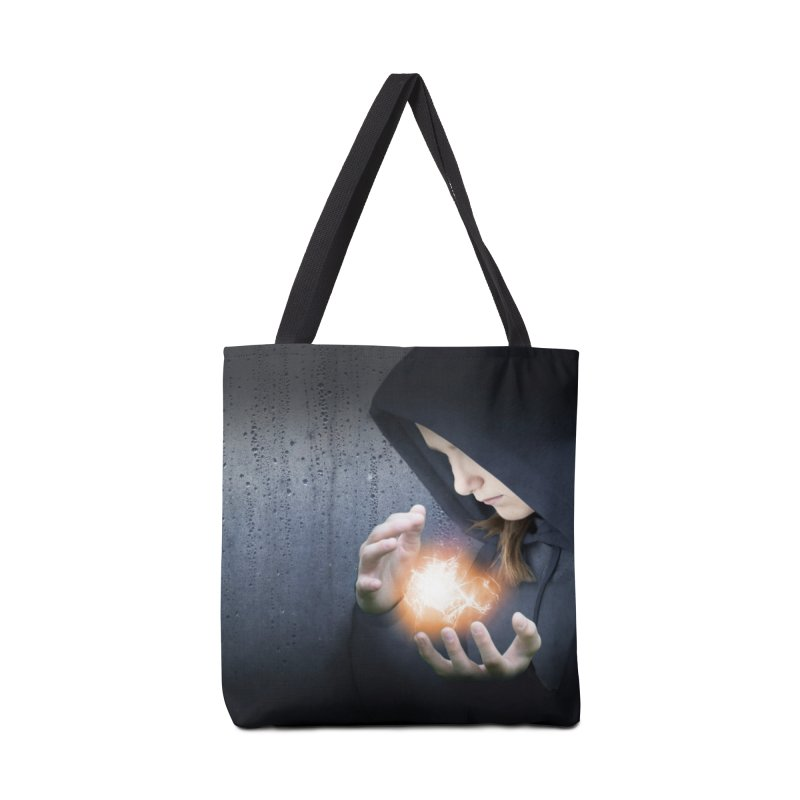 Theonite: Planet Adyn Cover Art Accessories Tote Bag Bag by M. L. Wang Shop