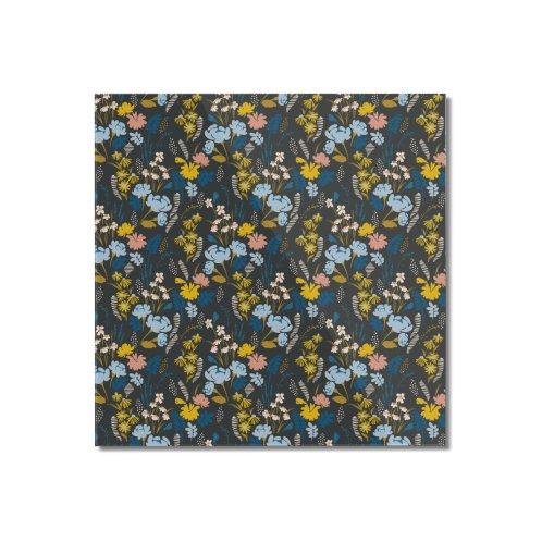 image for Simple flowering dark garden