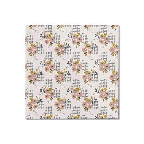 image for Geometric flowering pattern