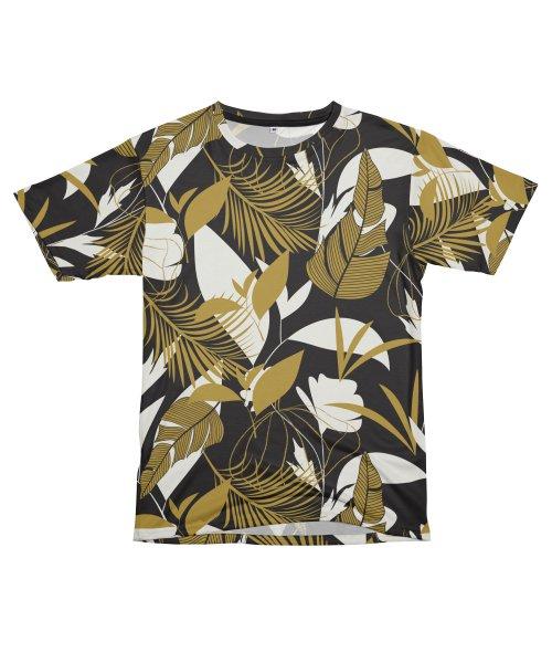 Dark tropical golden
