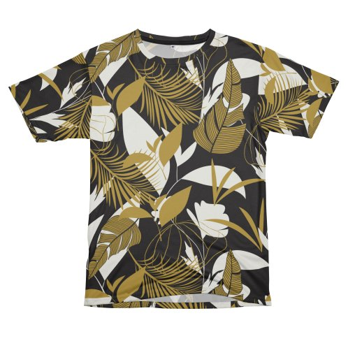 image for Dark tropical golden