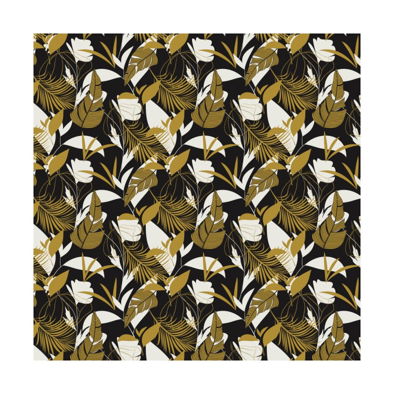 Dark tropical golden Men's Cut & Sew by mmartabc's Artist Shop