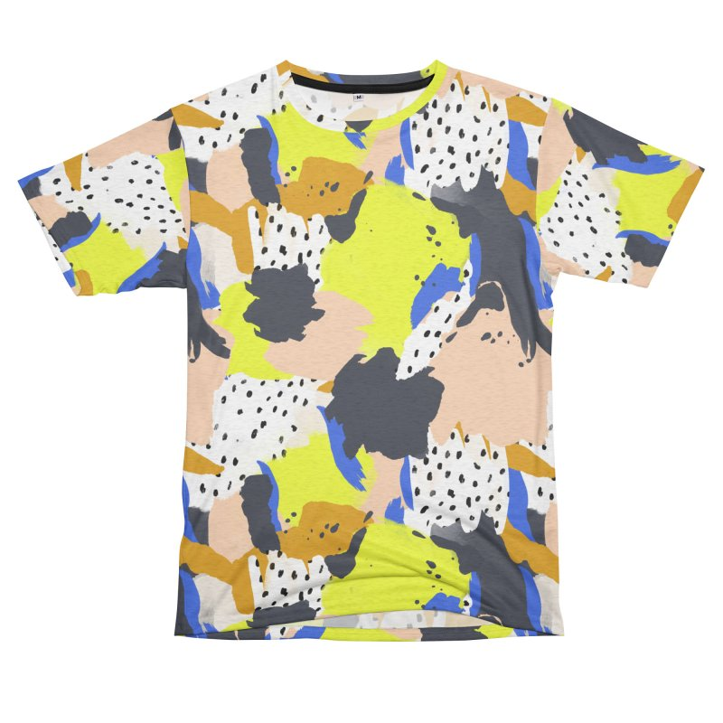 Abstract modern strokes 001 Men's Cut & Sew by mmartabc's Artist Shop
