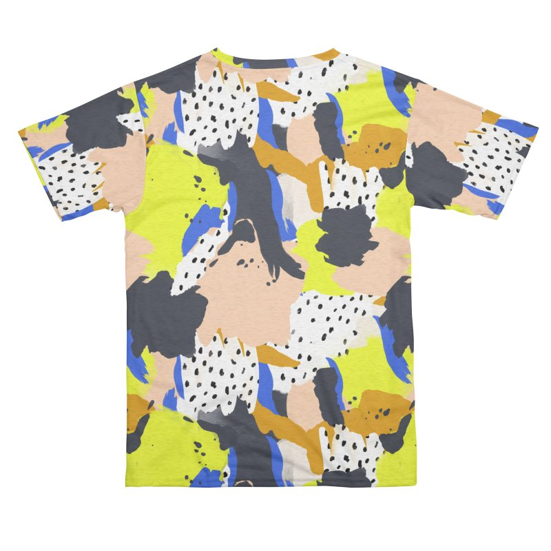 Abstract modern strokes 001 Women's Cut & Sew by mmartabc's Artist Shop