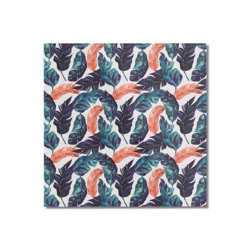 image for Leaf blue and pink