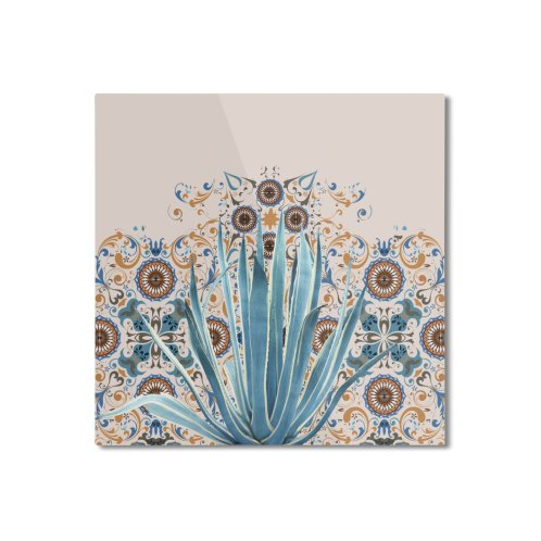 image for Cactus and Moroccan tiles