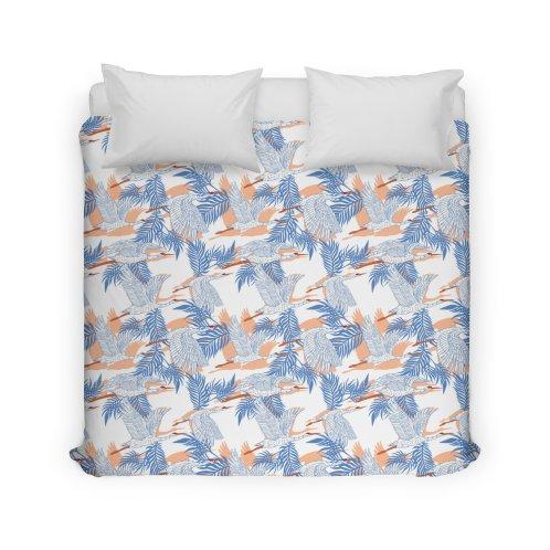 image for Flying flock of cranes bird