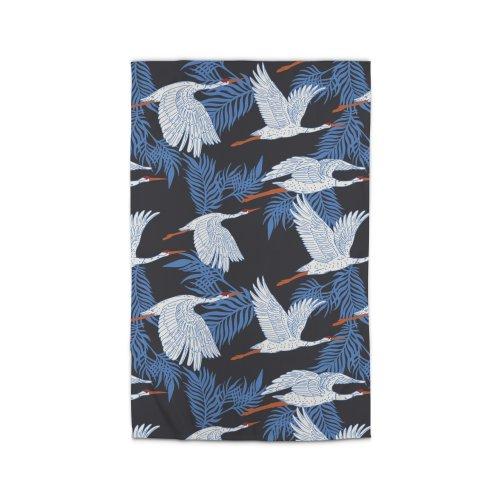 image for Flying flock of crane birds 2