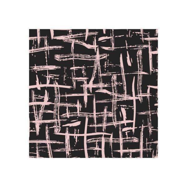 image for Brushstrokes Pink-black