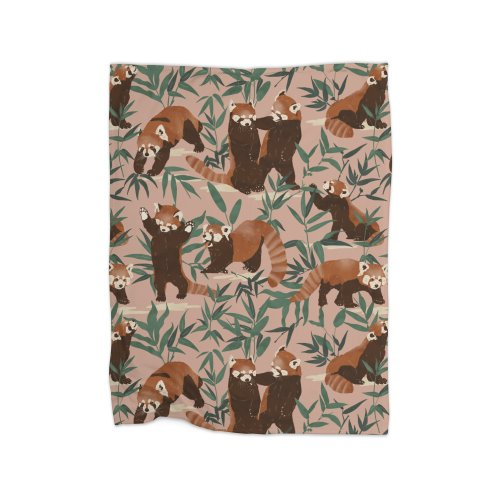 image for Red pandas in the wild