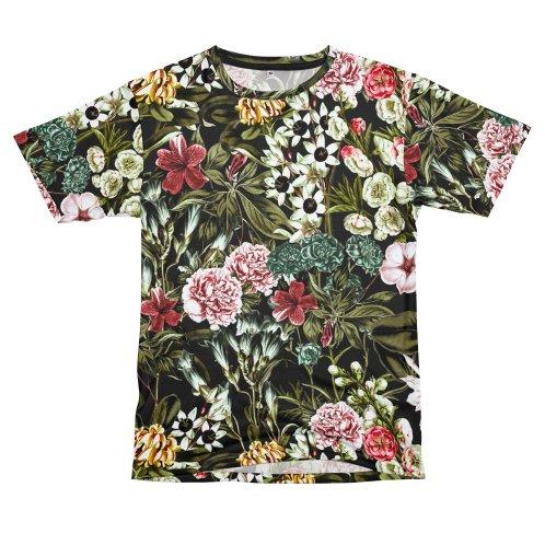 image for Dark wild floral 070
