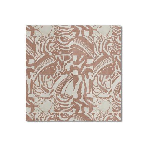 image for Modern liquid pink mosaic
