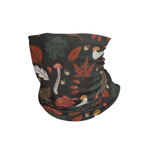 image for Dark autumnal mushrooms II