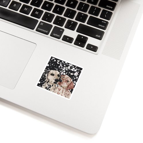 image for DALMATIANS IN LOVE