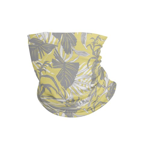 image for Yellow and gray tropical jungle