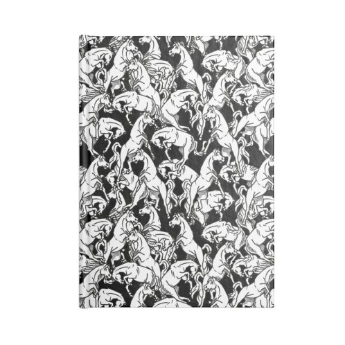 image for Galloping horses pattern