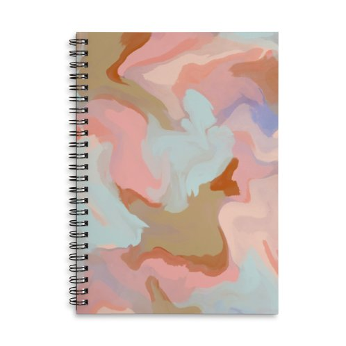 image for Colorful abstract brush strokes I