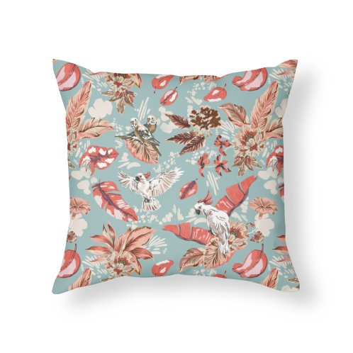 image for Birds in the pink jungle
